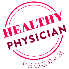 MSDC Healthy Physician circle logo_red-light