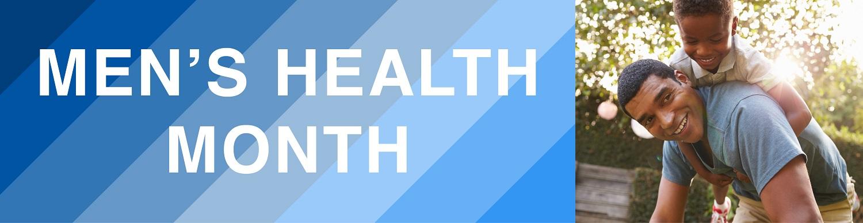 men's health month 2021