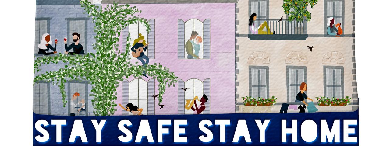 Stay Safe 1280 x 480